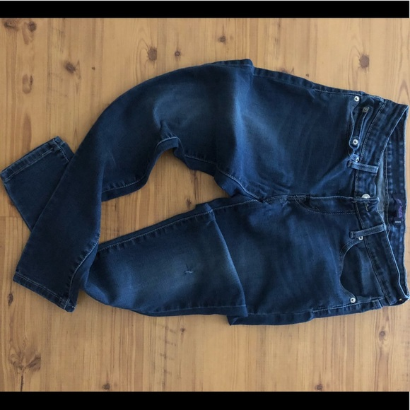 Levi's Denim - Levi's 535 Jeggings Sz 9 Med